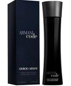 Arm Code Uomo Ash 100 ml Flacone