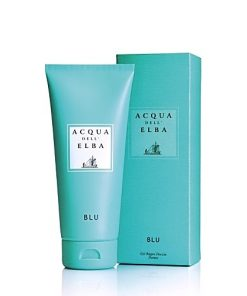 blu uomo shower