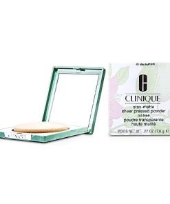 Clinique. Stay-Matte Pressed Powder 01
