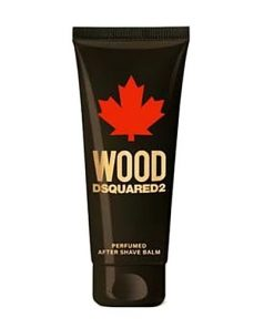 Dsquared Wood Homme Ash Balm 100ml New