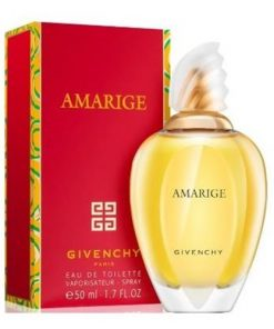 Givenchy Amarige Edt 50ml Vapo