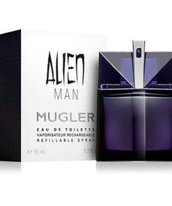 Mugler Alien Man Edt 50ml Vapo Refillable