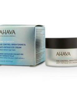 Ahava Time To Smooth Age Control Brightening & Anti Fatigue Eye Cream 15ml
