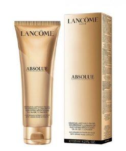 Lancome Absolu Oil-In-Gel Cleanser 125ml
