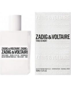 Zadig & Voltaire This Is Her Edp 100ml Vapo