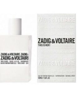 Zadig & Voltaire This Is Her Edp 50ml Vapo