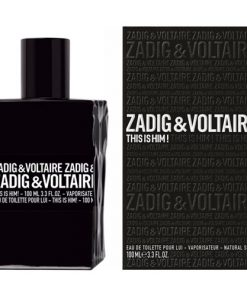 Zadig & Voltaire This Is Him! Edt 100ml Vapo