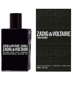 Zadig & Voltaire This Is Him! Edt 50ml Vapo