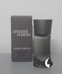 ARMANI MANIA U EDT 50 NO CELLOPHANEII