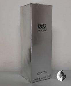 D&G MASCULINE SHOWERII