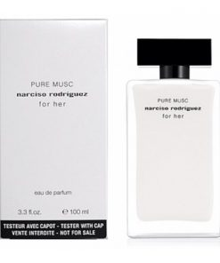NARCISO PURE MUSC EDP 100 TESTER