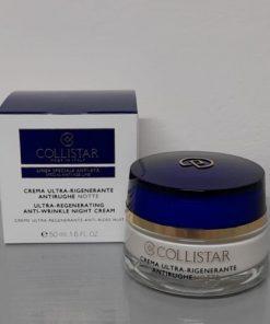 Collistar Crema Ultra-Rigenerante Antirughe Notte 50ml